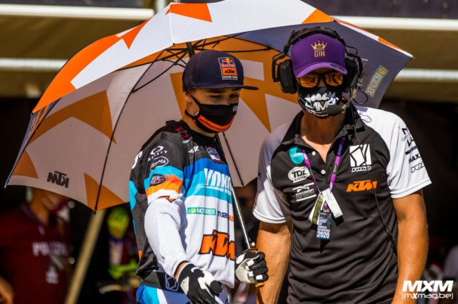 Injury update: Liam Everts – OUT of next Faenza races