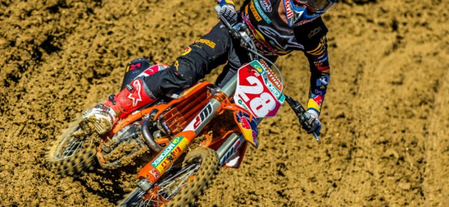 Race results: MX2 World Championship RD7 – Faenza