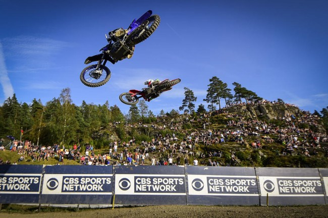 Sweden to feature on MXGP calendar until 2022