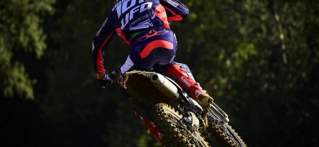 Qualifying results: EMX250 & WMX – Mantova