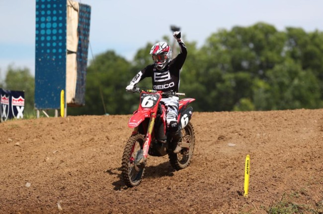 250cc race results: RedBud National 1