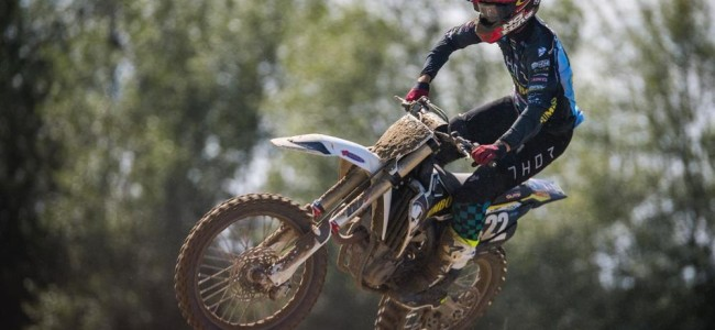 Camden McLellan discusses the decision to focus on the 250cc