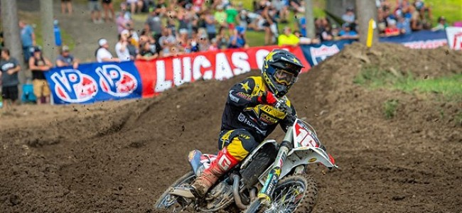 450cc race results: RedBud National 1