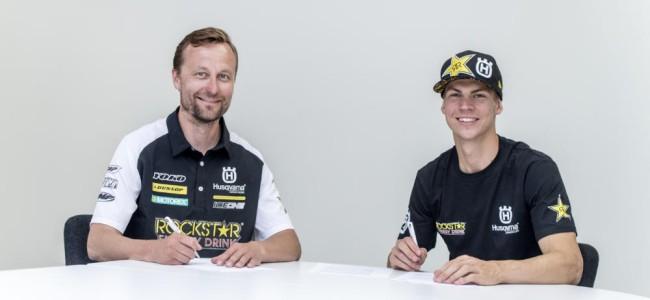 Thomas Kjer Olsen signs MXGP two year deal!