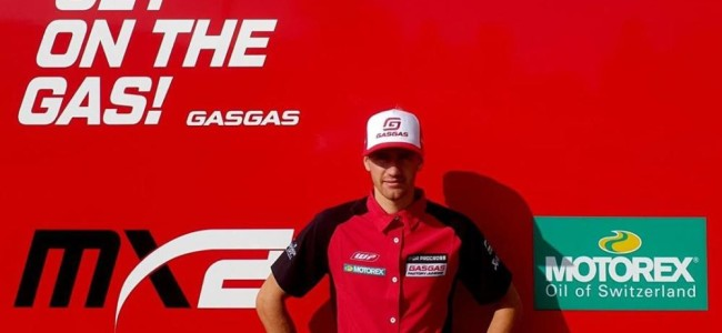 Sandner on joining Factory GasGas: Dream come true