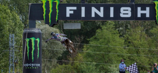 Seewer on his maiden MXGP victory: It's not the way I wanted to win