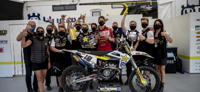 Olsen on another GP win: I feel like my old self