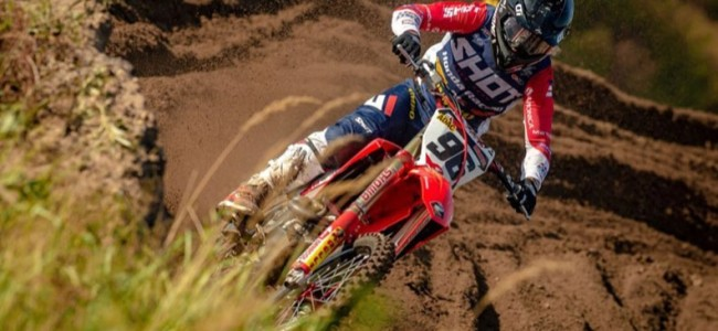 Webster injured – MXGP debut delayed