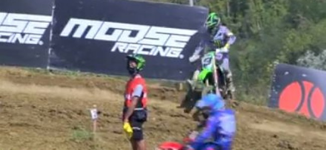 Video: Febvre's disappearing act!