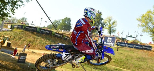 Progress for Gebben Van Venrooy Yamaha – Lupino beats top factory riders!