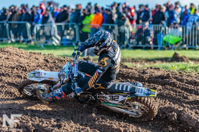 Pro race results: MX Nationals RD3 – Cusses Gorse