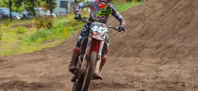Kjell Verbruggen makes full time switch to the 250cc