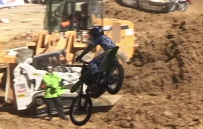 Video: Stewart, Carmichael, Reed, Pastrana – Dallas supercross 2005