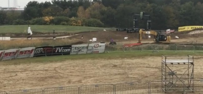 Changes to Lommel for the weekend's racing