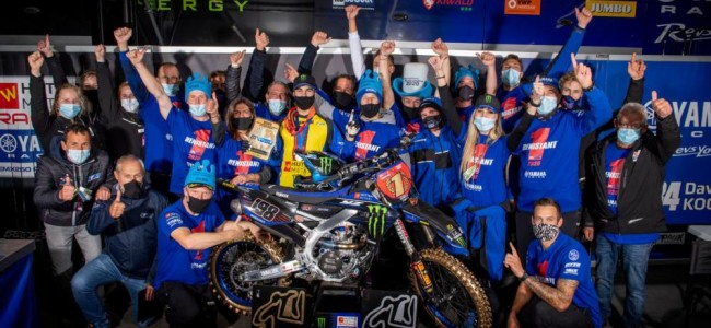 Video: Thibault Benistant – EMX250 Champion