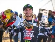 Ferrandis on winning the 250 motocross title, Jett Lawrence and not chasing the money