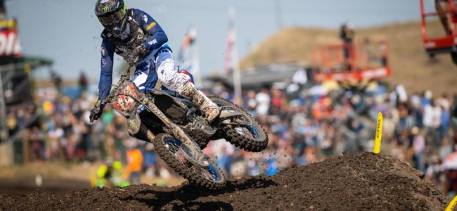 Ferrandis is on the verge of sweeping both AMA 250 titles but admits feeling the pressure!