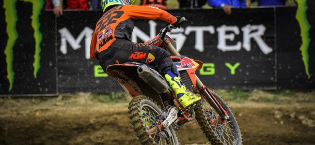 MXGP of Trentino: Entry lists