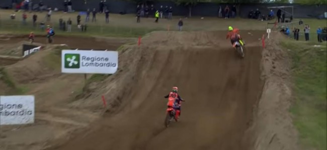 Video: Cairoli V Gajser at Mantova