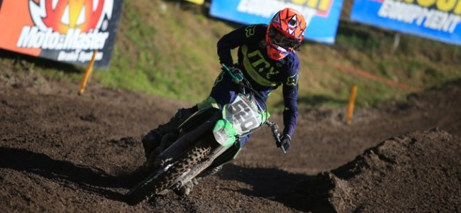 Race results: EMX Open RD4 – Arco di Trento