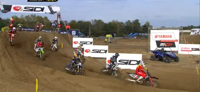 Video: EMX125 & EMX250 Highlights – Lommel