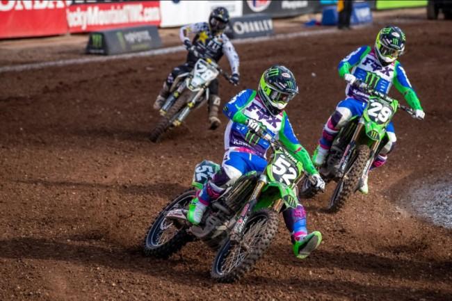 Pro Circuit Kawasaki announces 2021 rider line up