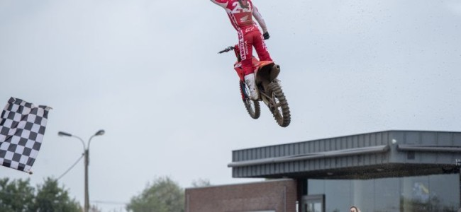 Dominant Gajser on his MXGP of Flanders