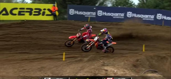 Video: Gajser V Prado – Lommel