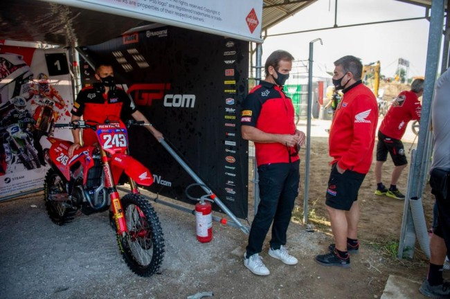Interview: Giacomo Gariboldi talks 2020 MXGP championship, Gajser, Evans and more
