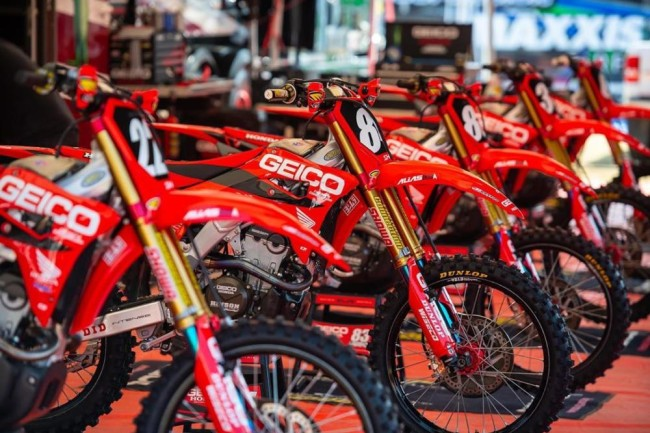 Video: Dirty business – the end of Geico Honda