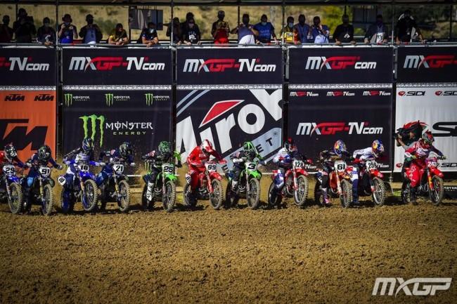 MXGP: Seven different winners in twelve rounds!