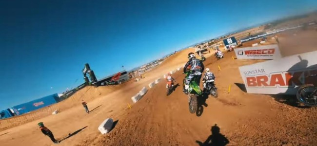 Video: Kevin Horgmo's Vlog from the MXGP of Spain