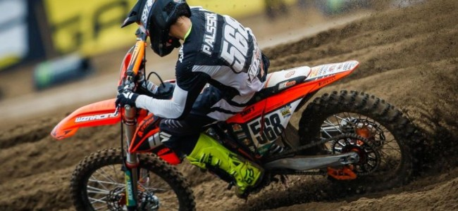 Qualifying results: EMX125 RD9 – Lommel