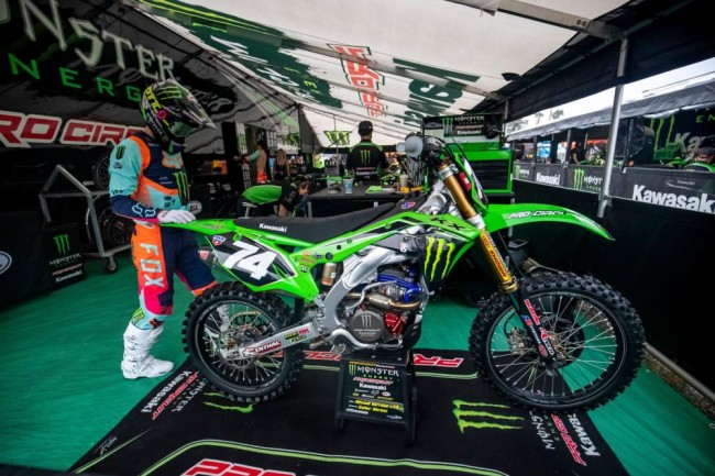 Rumour: Pro Circuit Kawasaki trying to sign Jeremy Martin?
