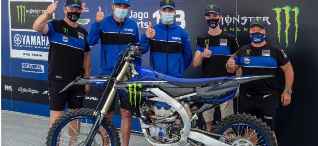 Official: Factory Yamaha confirm Geerts contract extension and Renaux signing