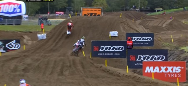 Mattia Guadagnini crash video and injury update