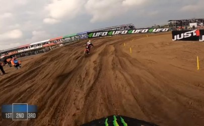 GoPro: Jago Geerts at Lommel – chasing Vialle