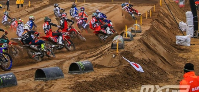 Interview: Jake Sheridan talks about his triple GP at Lommel