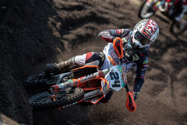 Shaun Simpson plans confirmed for 2021