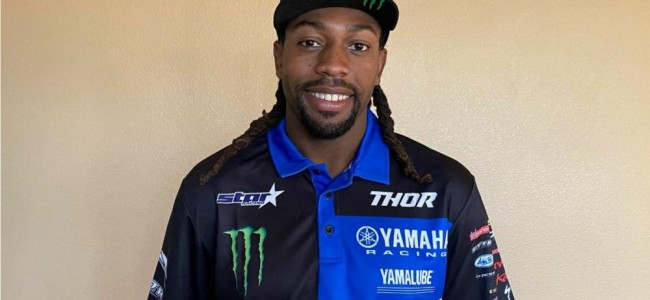 Malcolm Stewart signs with Monster Energy Star Yamaha Racing