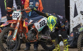 Cairoli on another tough Lommel as Vialle extends championship lead