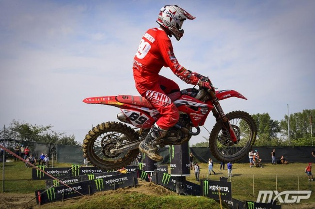 MXGP of Lommel: Entry lists