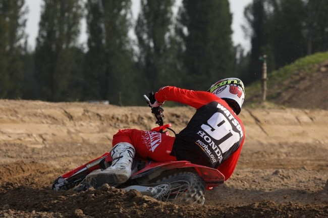 Nathan Watson to race the MXGP of Lommel