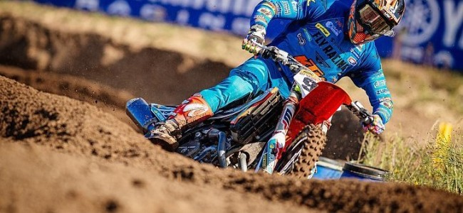Race results: ADAC MX Masters RD2 Tensfeld – Saturday