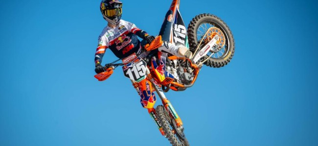 Video: Max Vohland on the Red Bull KTM