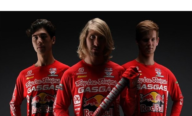 Confirmed: Factory GasGas AMA Supercross and Motocross rider line up