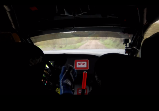 Antonio Cairoli on-board: Goes rally driving!