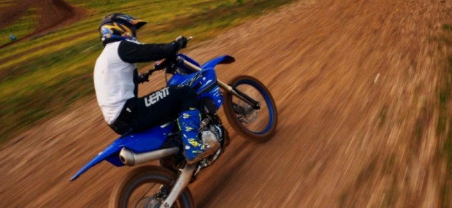 First look: Jamie Carpenter on the Crescent Yamaha