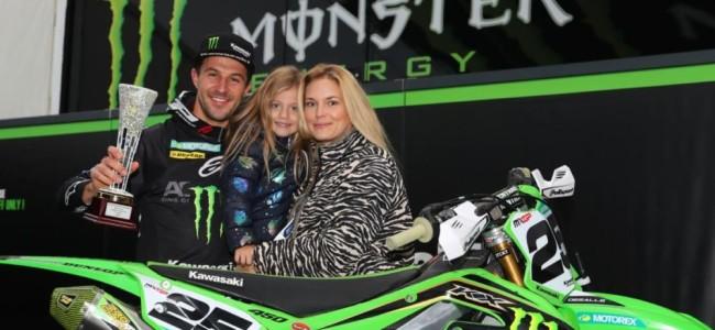 Desalle on his Italian moto win and podium!