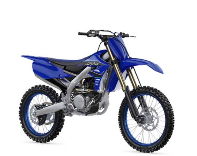 Review: 2021 Yamaha 250f